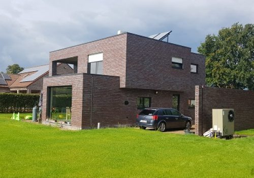Nieuwbouwwoning met ROBUR K18 Gasabsorptiewarmtepomp - Nieuws ClimaWays