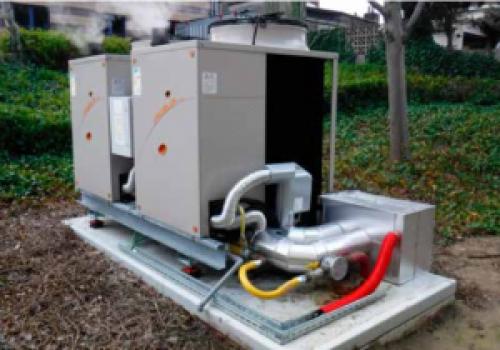 Duurzame stookplaats in gemeentehuis dankzij ROBUR gasabsorptiewarmtepompen - Nieuws ClimaWays