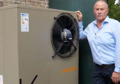 Bestaande gasketel vervangen door een K18 warmtepomp. - Nieuws ClimaWays