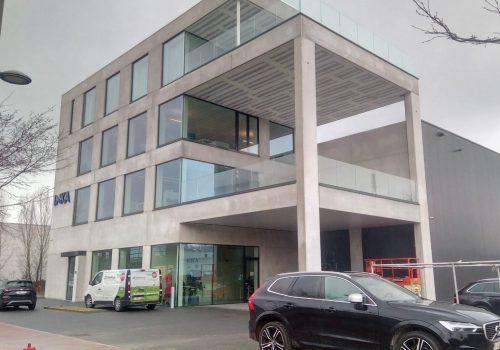 Bedrijfsgebouw - Referentie ClimaWays