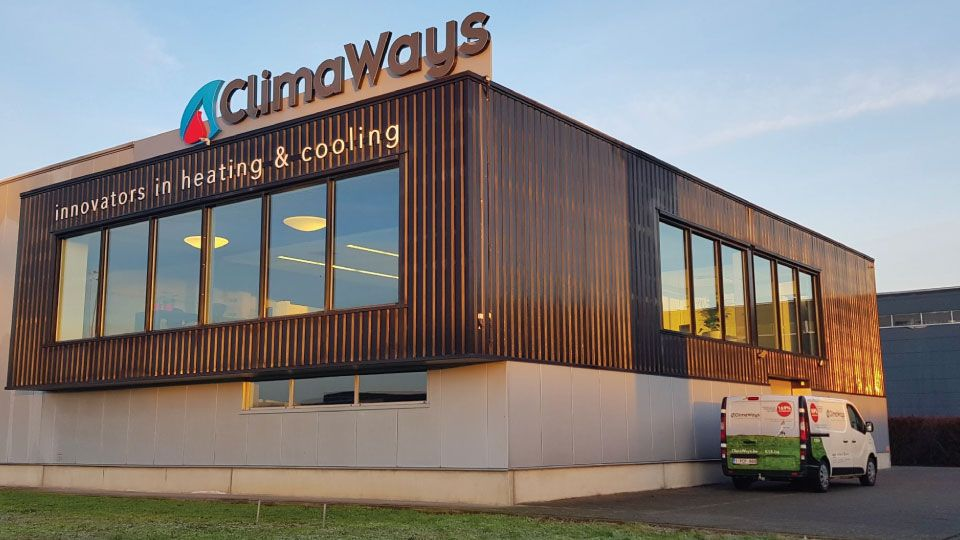 ClimaWays kantoor Wommelgem