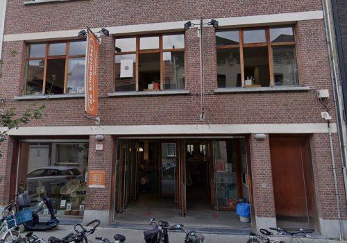 Bedrijfsgebouw Kringwinkel - Referentie ClimaWays